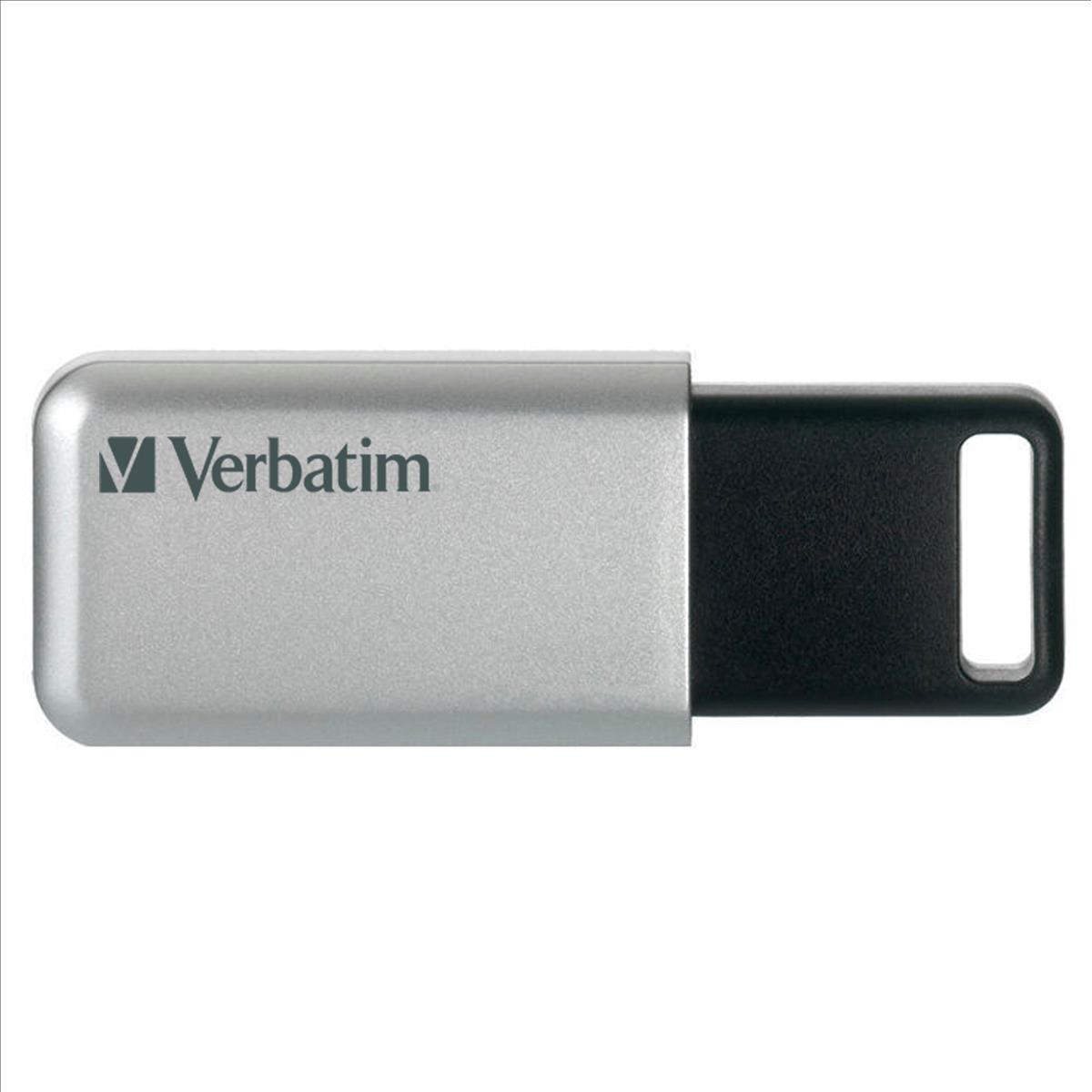 Verbatim Secure Pro USB 3.0 Drive 32GB Ref 98665