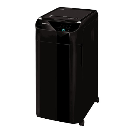Shredders Fellowes AutoMax 350C Shredder Cross Cut P-4 Ref 4964101