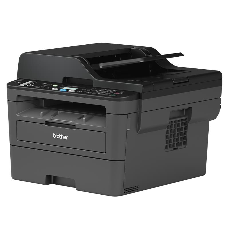 Laser Printers Brother MFCL2710DW Mono A4 Multifunction Laser Printer Ref MFCL2710DWZU1