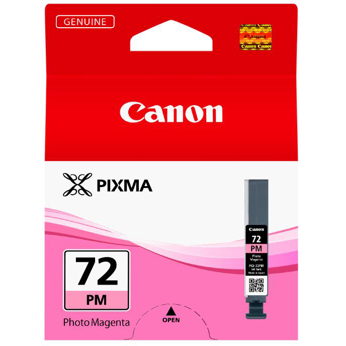 Canon PGI-72 Inkjet Cartridge Page Life 303pp Photo Magenta Ref 6408B001
