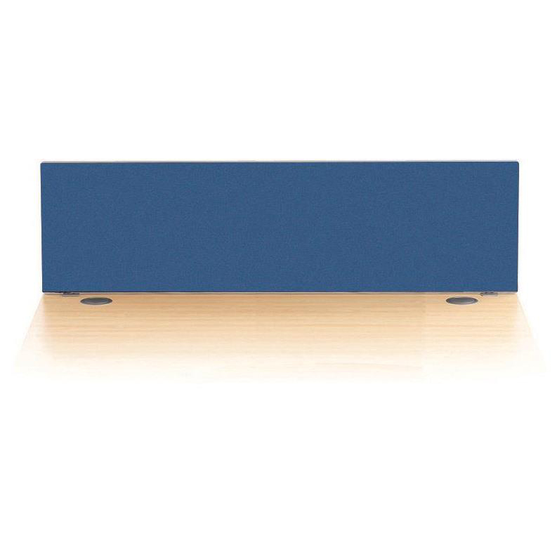 Sonix 1400mm x 400mm Rectangular Screen Blue 1400x400mm Ref w9960b