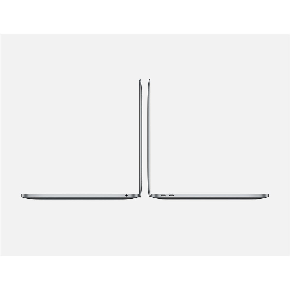 Apple MacBook Pro Mac OS Wi-Fi 8GB RAM 128GB SDD 10-hour Battery 13in Space Grey Ref MPXQ2B/A