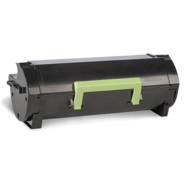 Lexmark 602 Laser Toner Cartridge Return Programme Page Life 2500pp Black Ref 60F2000