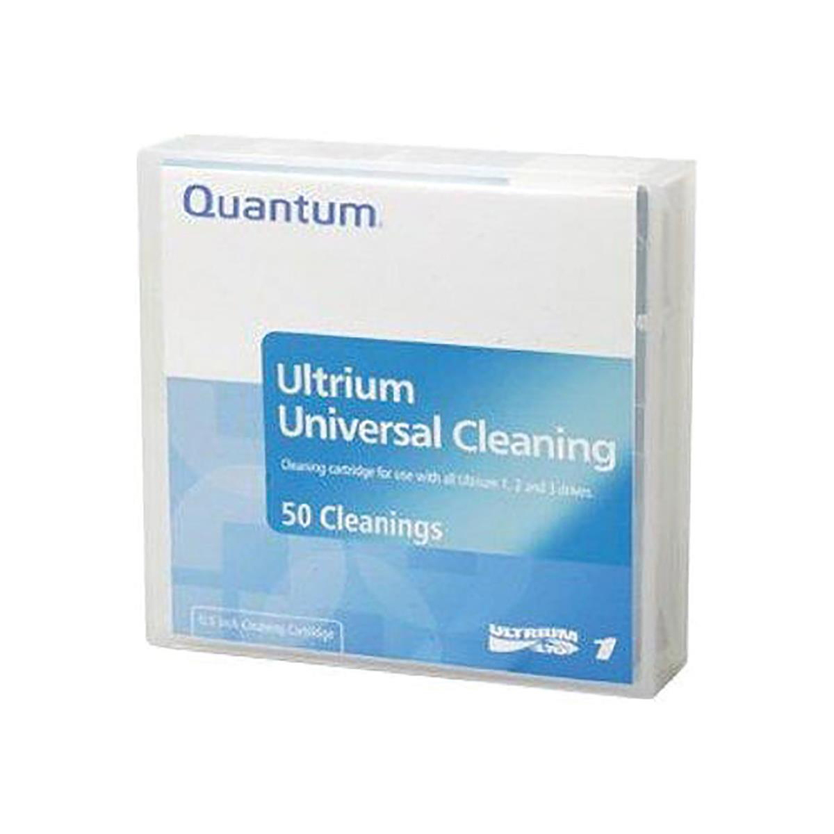 Quantum LTO Cleaning Cartridge 50 Cleans Ref MR-LUCQN-01S