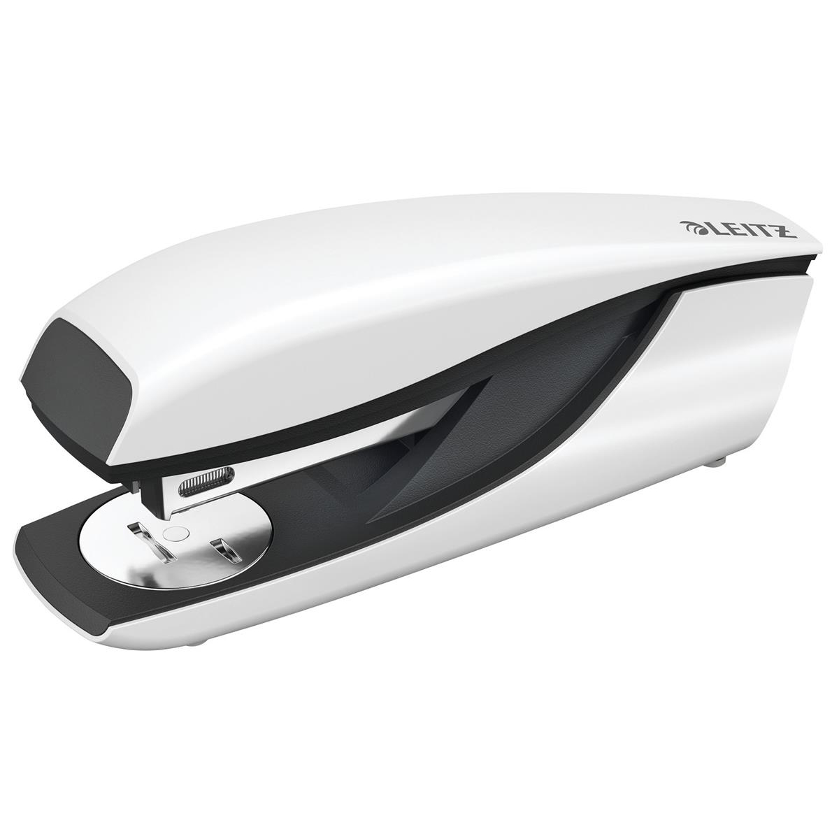 Leitz Office Stapler Pearl White Ref 4010565 [REDEMPTION]