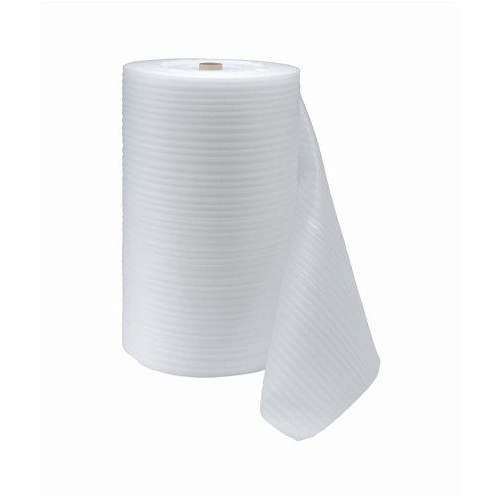 Plastic slip sheet Jiffy Packing Foam Lightweight CFC Free Polyethylene Roll 1000mmx200m Ref JF-15-1001