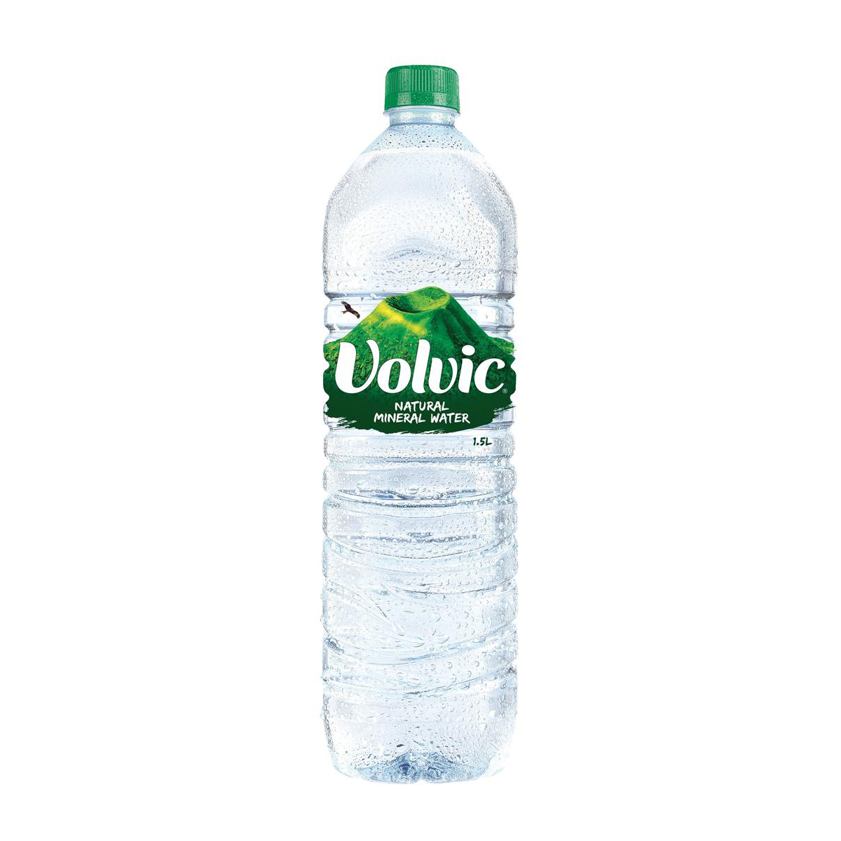 Volvic Natural Mineral Water Still Bottle Plastic 1.5 Litre Ref 8873 Pack 12
