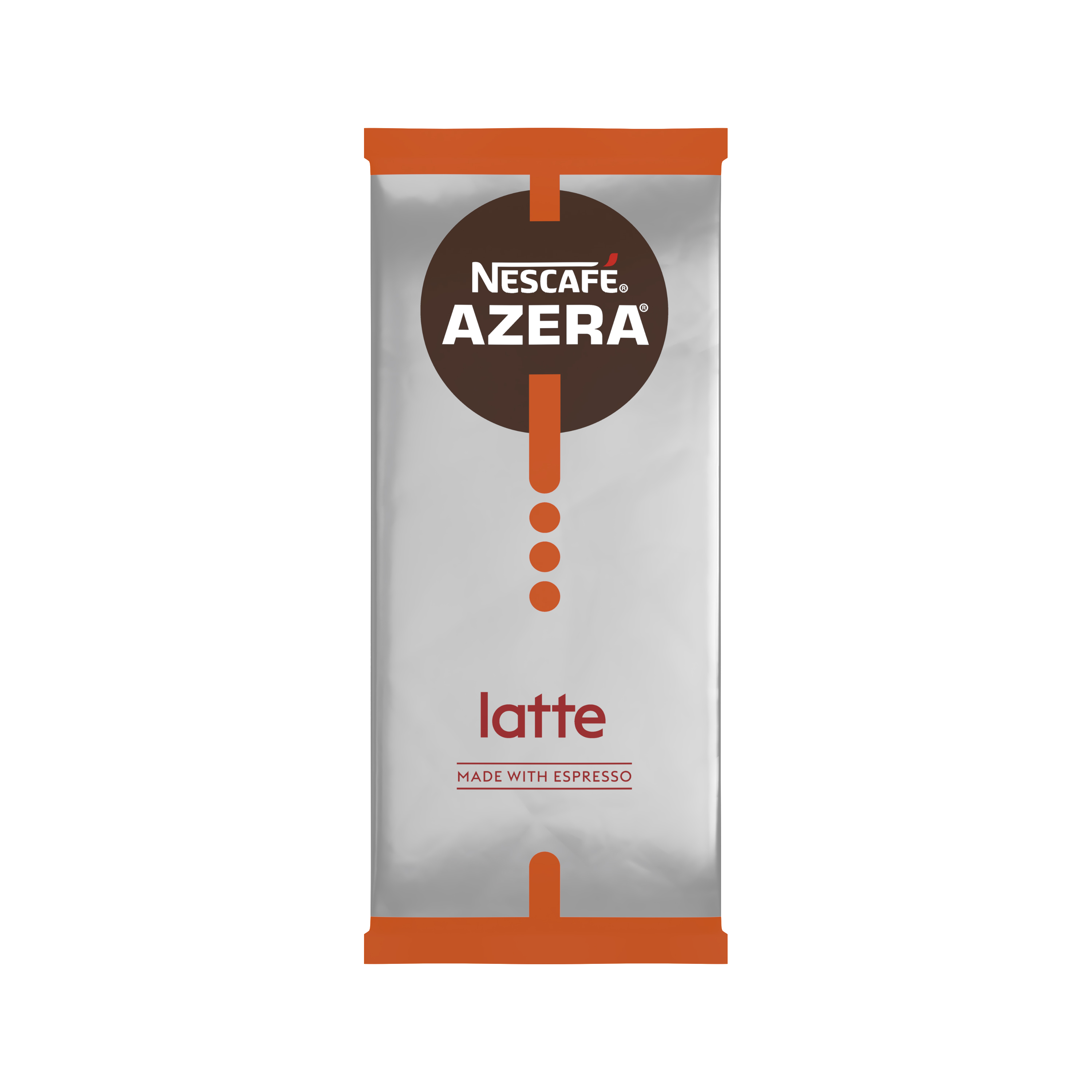 Coffee Nescafe Azera Latte Instant Coffee Sachets One Cup Ref 12366623 Pack 35