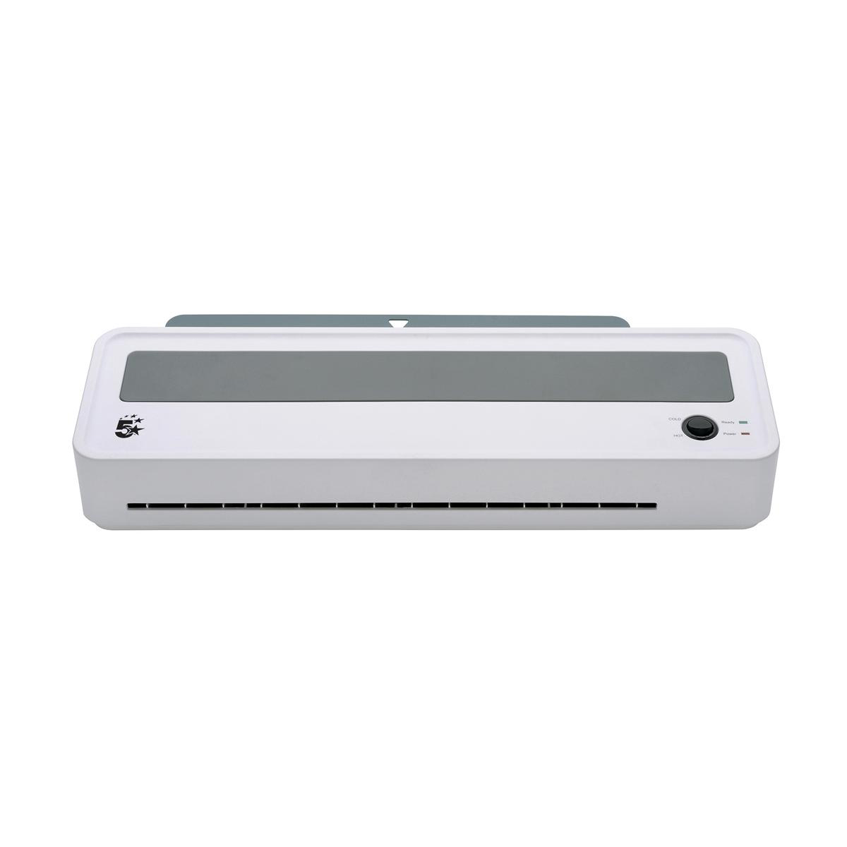 Laminators 5 Star Office Hot and Cold A3 Laminator Up to 2x125micron Pouches