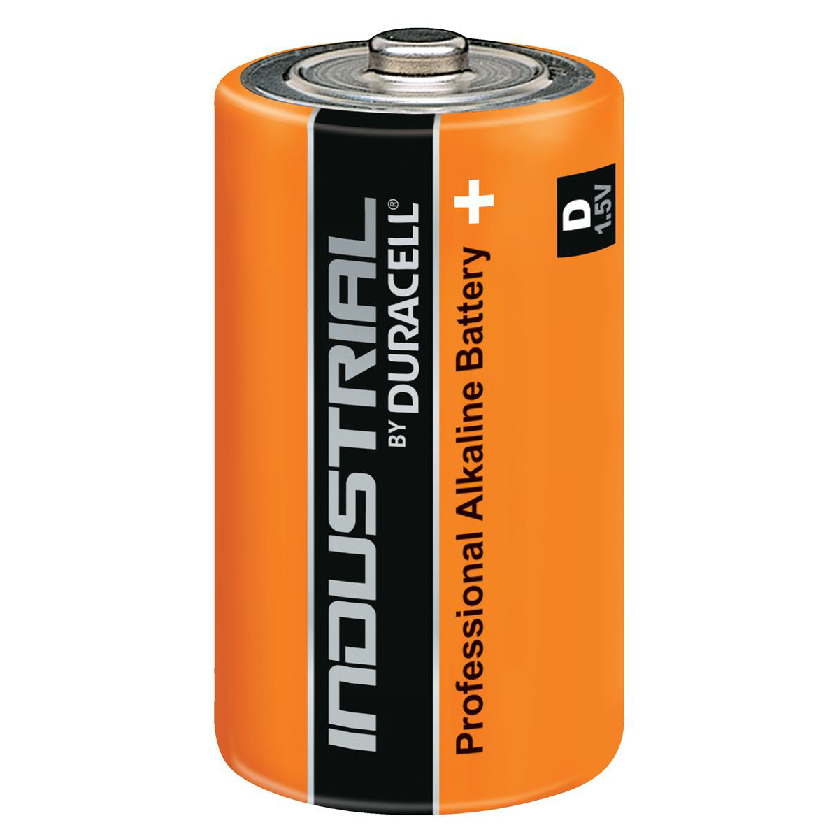 Duracell Industrial Battery Alkaline 1.5V D Ref 81451917 Pack 10