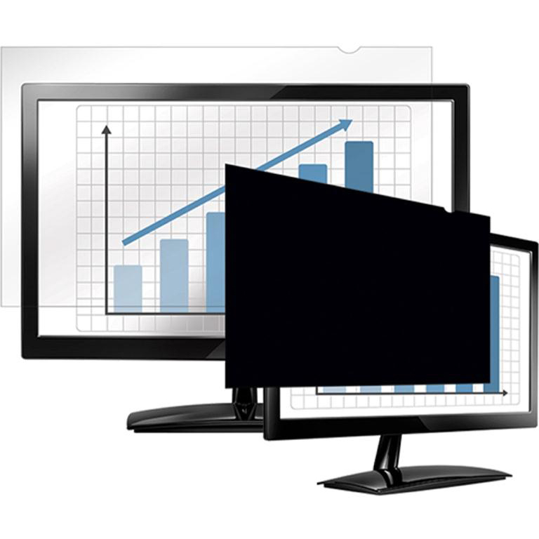 Fellowes Blackout Privacy Filter 23in Widescreen 16:9 Ref 4807101 [COMPETITION]