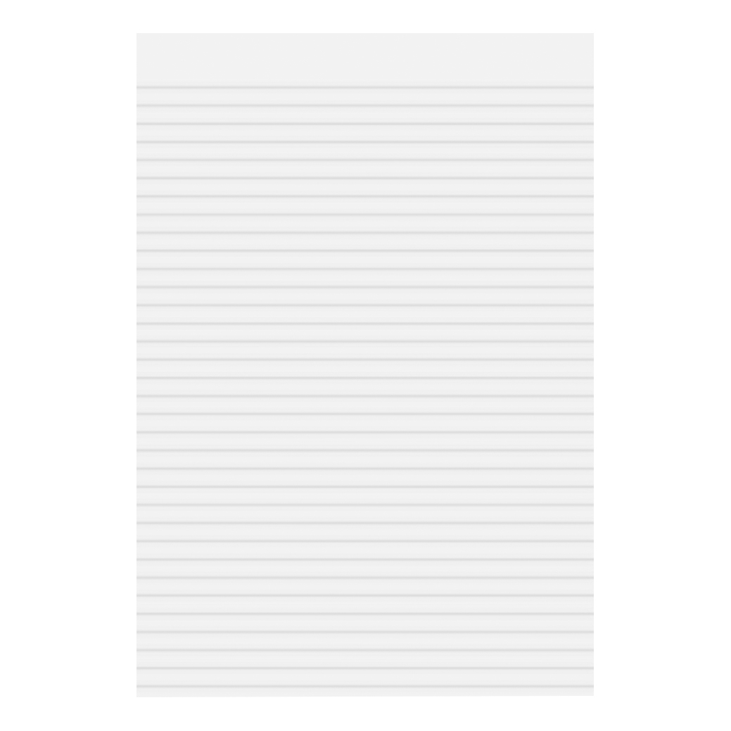 Cambridge Memo Pad Headbound 70gsm Ruled 160pp A4 White Paper Ref 100080156 [Pack 5]