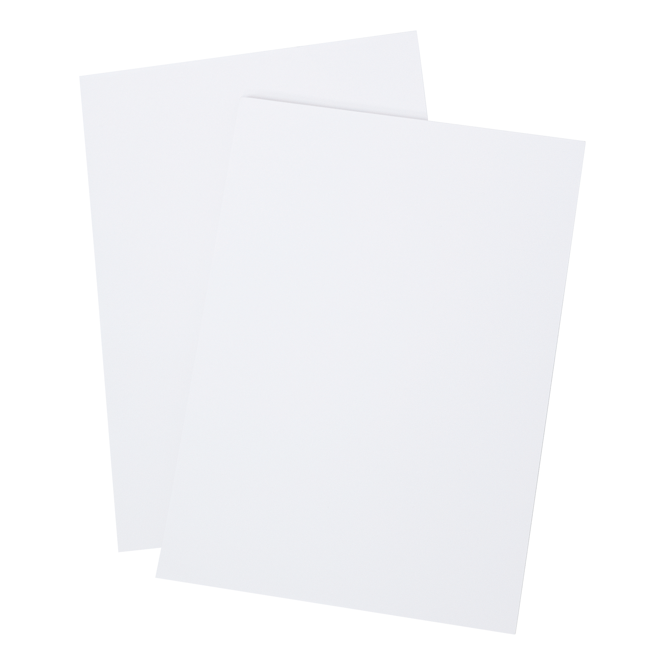 5 Star Office Memo Pad Headbound 60gsm Plain 80 Sheets 160 Pages A4 White Paper [Pack 10]