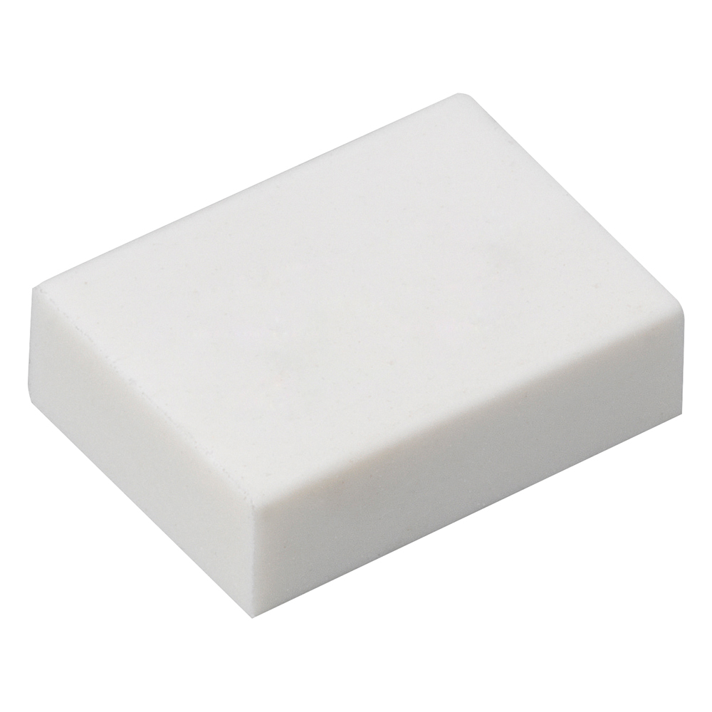 Business White Eraser 33x23x10mm [Pack 45]