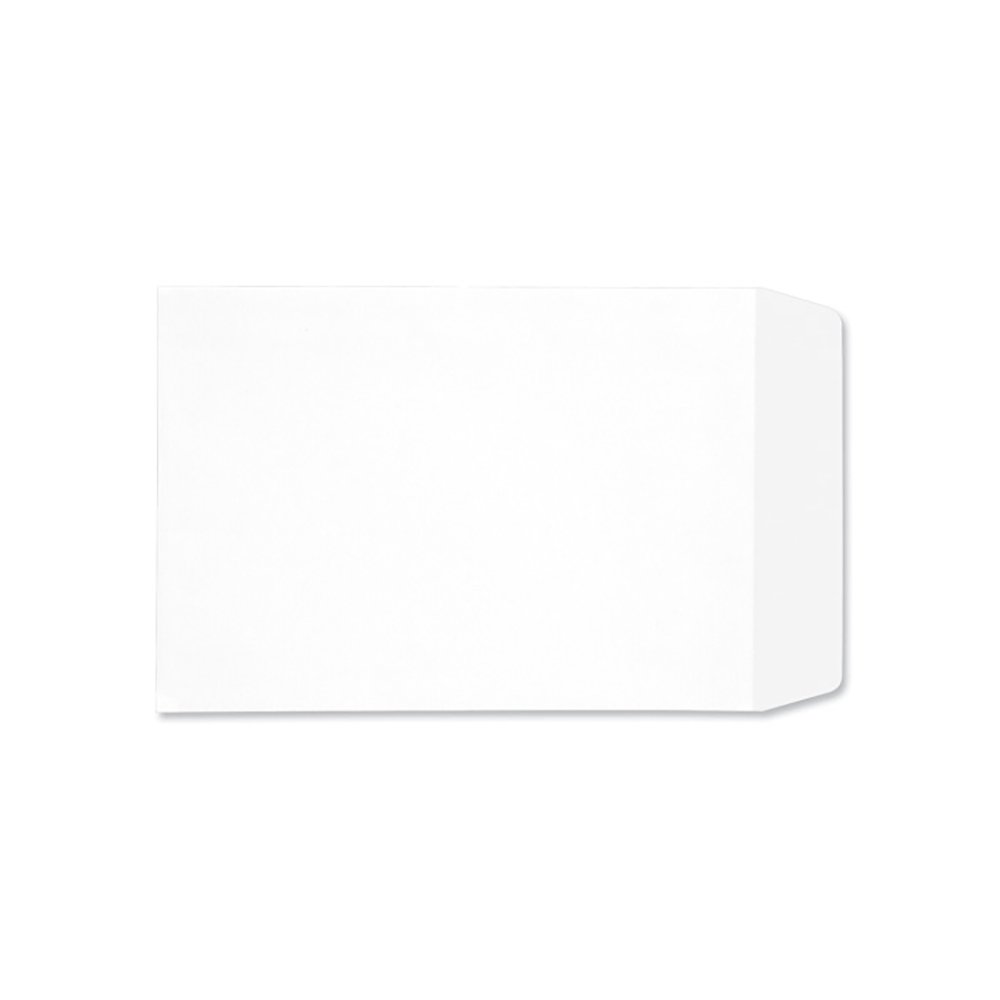 Business Envelopes Pocket Self Seal 90gsm White C4 [Pack 250]