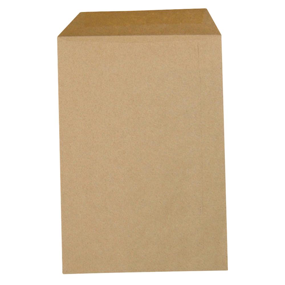 Business Envelopes Lightweight Pocket Gummed 80gsm Manilla C4 [Pack 500]