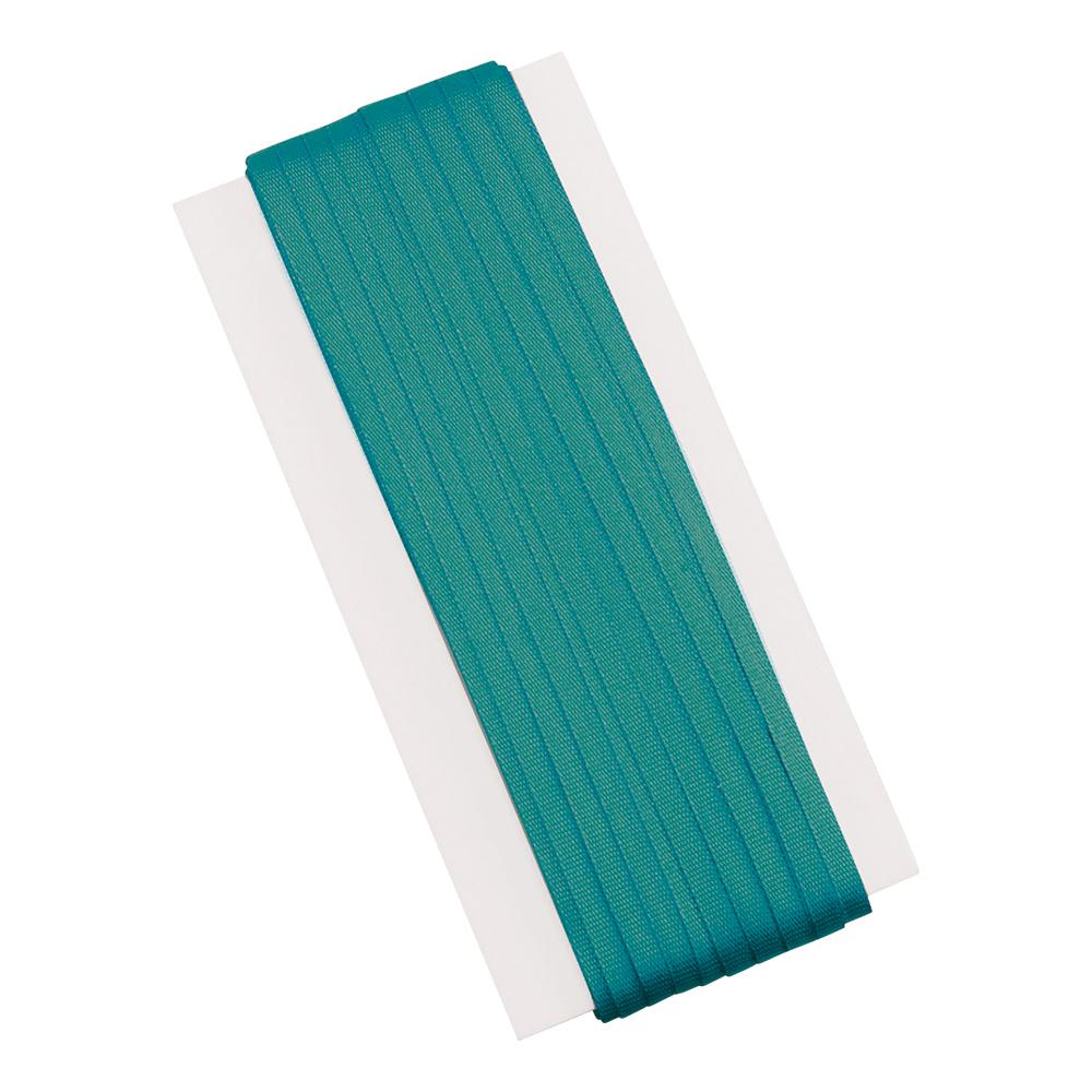 Business Legal Tape Silk Braids 6mm x 50m Green