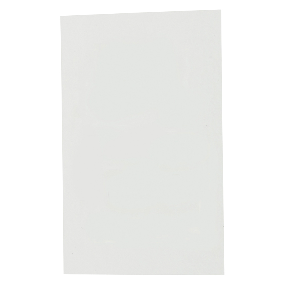 Business Static Drywipe Board perforated Sheets A1 White [24 Sheets]