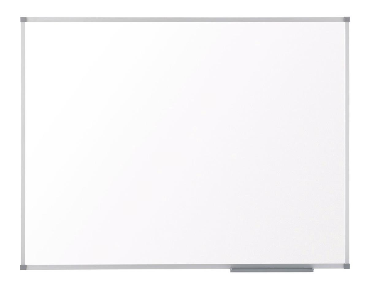 Nobo Classic Drywipe Board Magnetic with Fixings 1500x1000mm Aluminium Ref 1902644