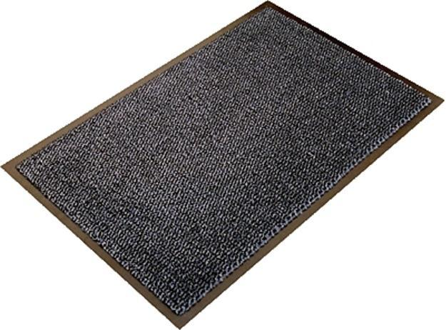Image for Floortex Indoor Entrance Mat with Nylon Monofilaments 900x1500mm Grey