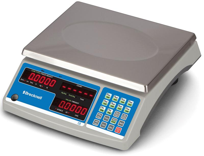 Image for Salter Count and Weigh Scale Accumulate and Count Red LED 6kg 1g Increments W295xD335xH117mm Ref B140