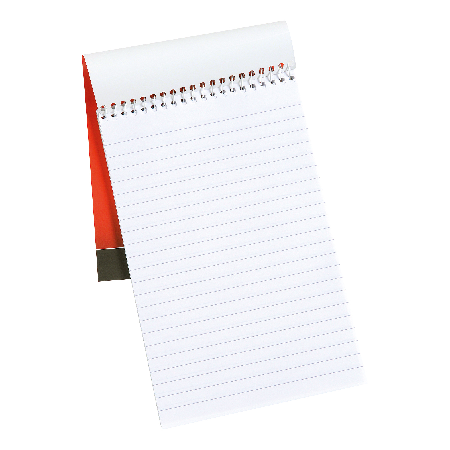 5 Star Office Shorthand Pad Wirebound 60gsm Ruled 300pp 127x200mm Red Pack 10
