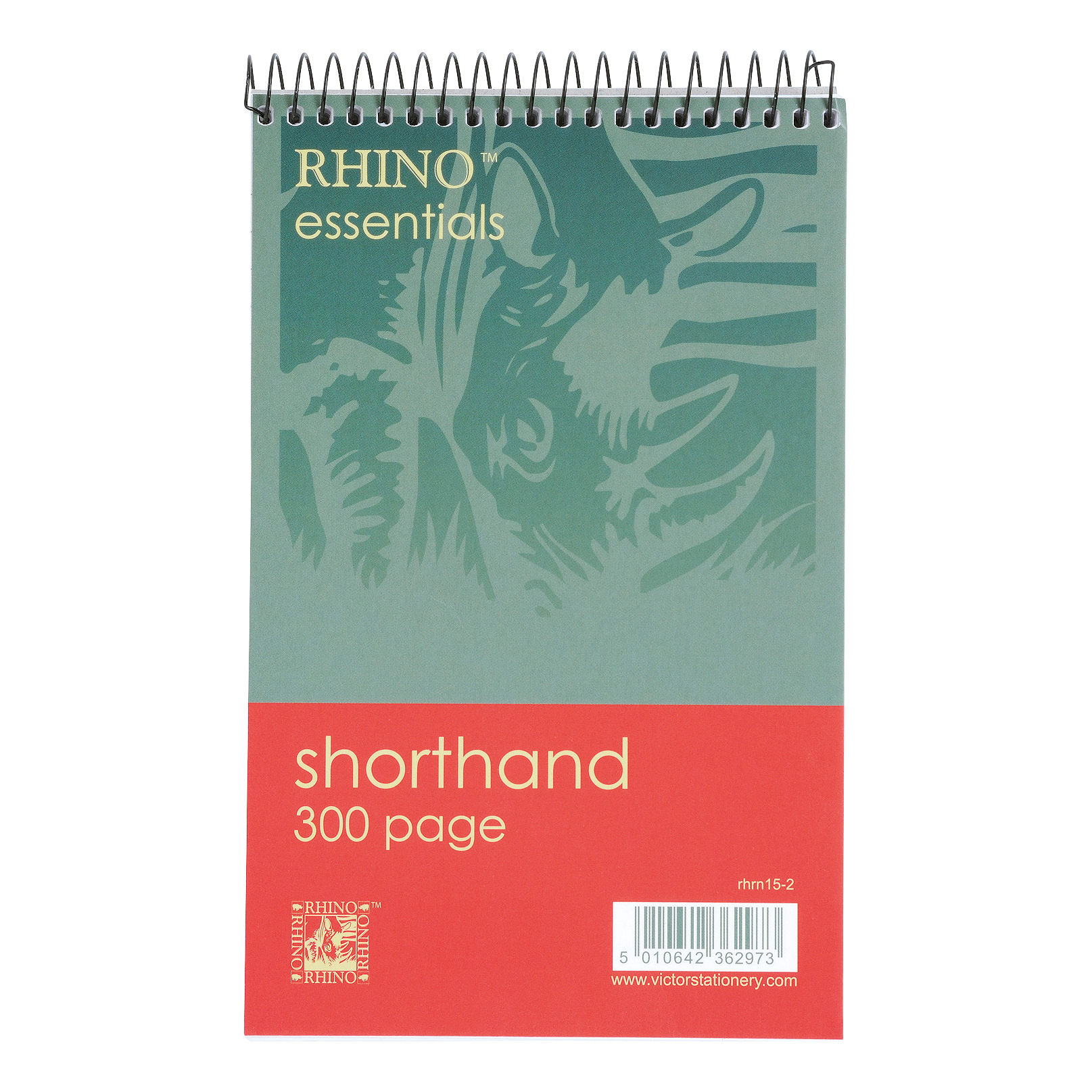 5 Star Value Shorthand Pad Wirebound 60gsm Ruled 150pp 127x200mm Blue/Red [Pack 5]