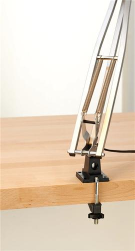 Desk Lamp Swing Arm 60W Black