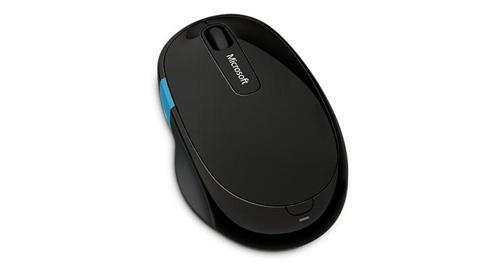 Microsoft Sculpt Mobile Mouse Wireless Black Ref 43U-00003