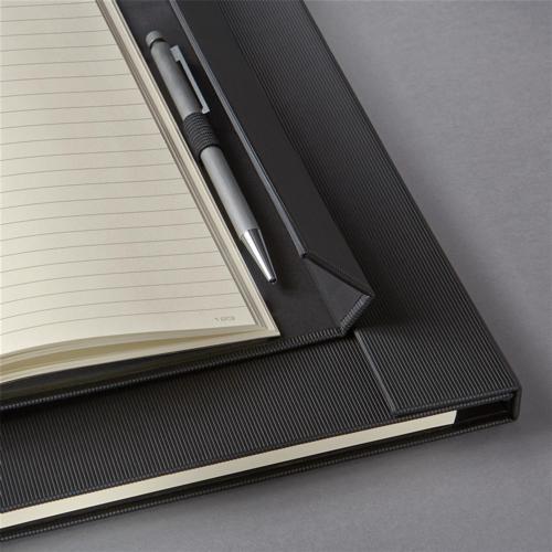 Sigel Conceptum Notebook Hard Cover Magnetic Fastener 80gsm Ruled 194pp A4 Ref CO152