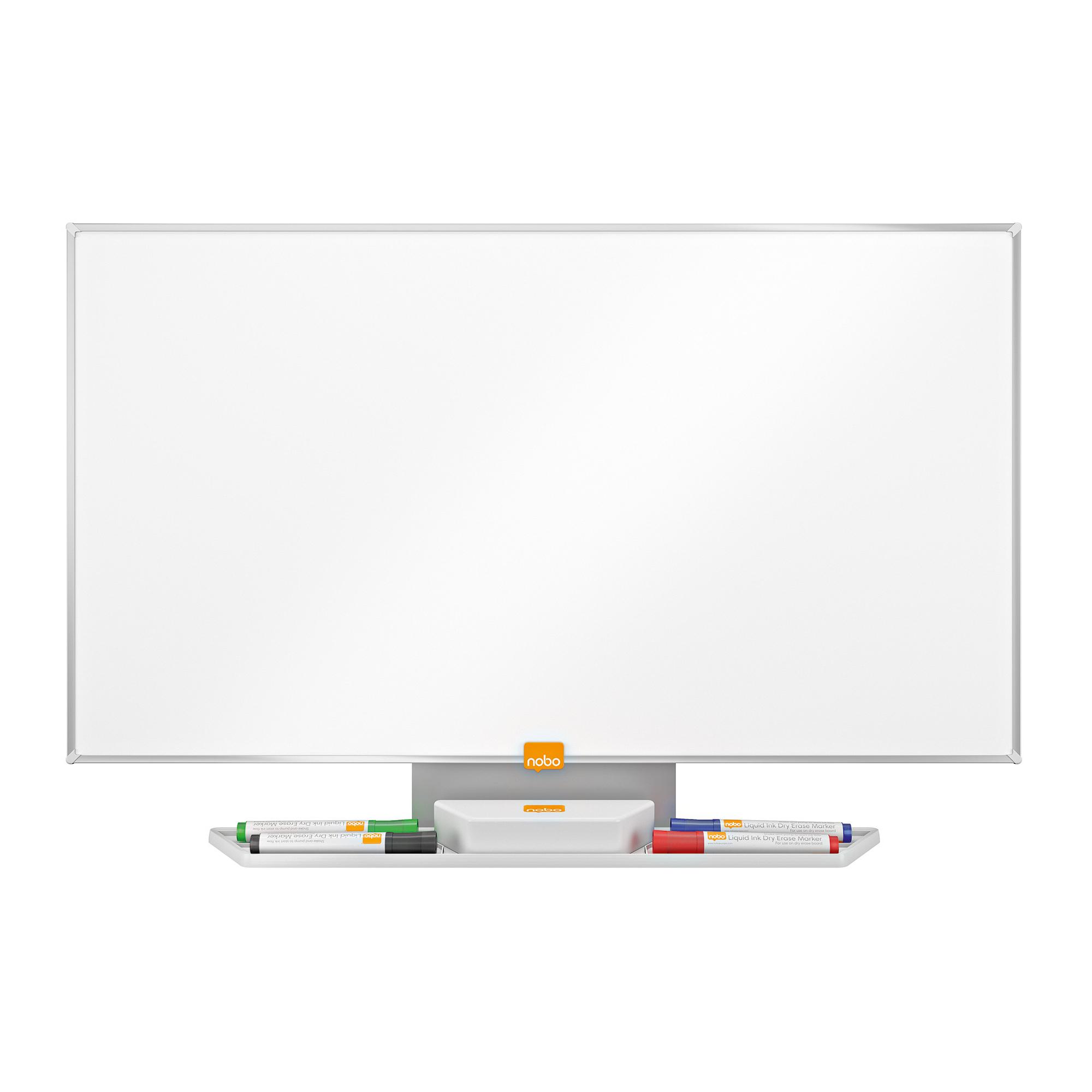 Nobo Whiteboard Widescreen 32in Nano Clean Magnetic W721xH411 Ref 1905296 [COMPETITION] Apr-Jun 19