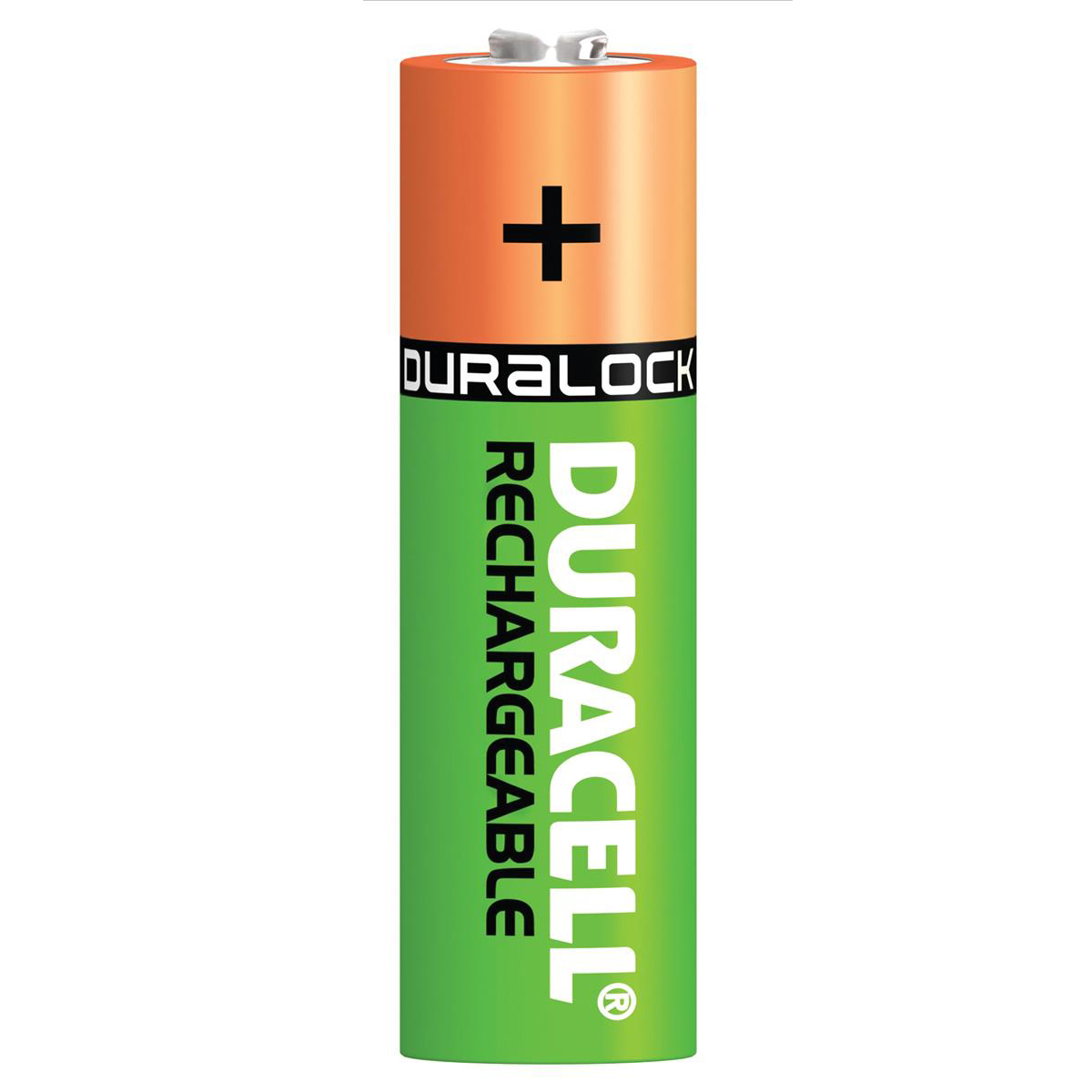 Duracell Battery Rechargeable Accu NiMH 1300mAh AA Ref 81367177 [Pack 4]