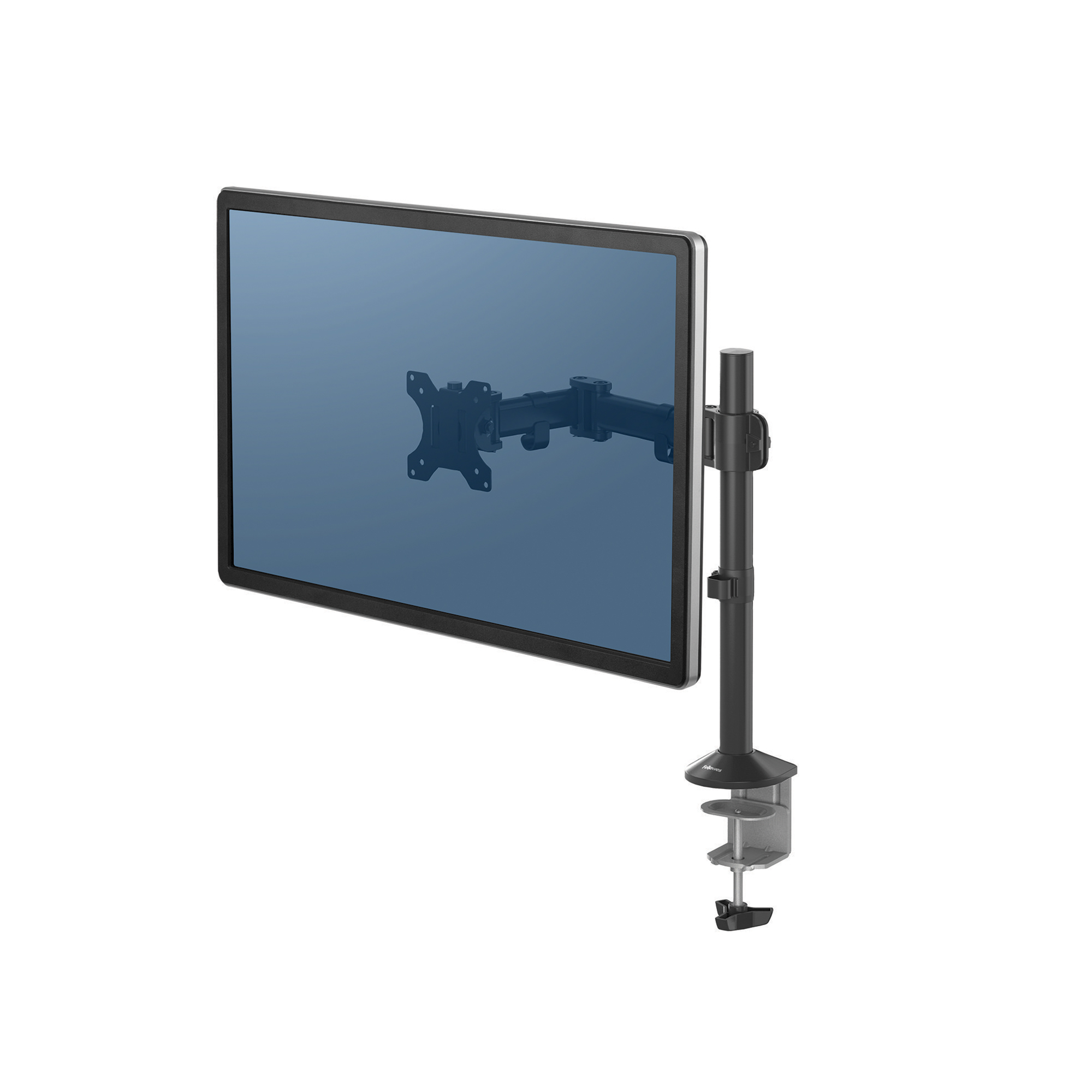 Fellowes Reflex Series Single Monitor Arm Ref 8502501
