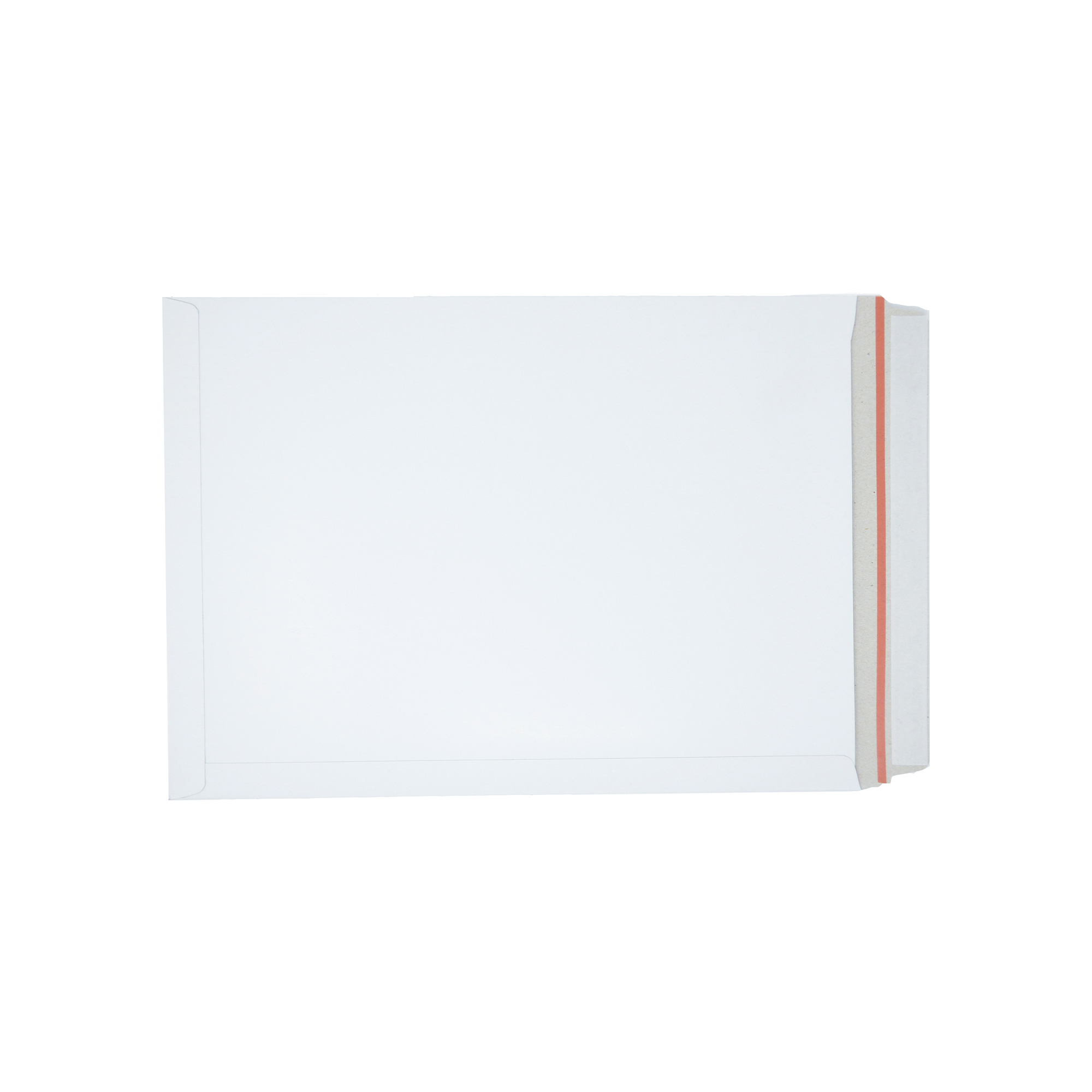 Specialty envelopes White Board Envelopes Peel & Seal C3+ 457x330mm White Ref AB10347 Pack 100