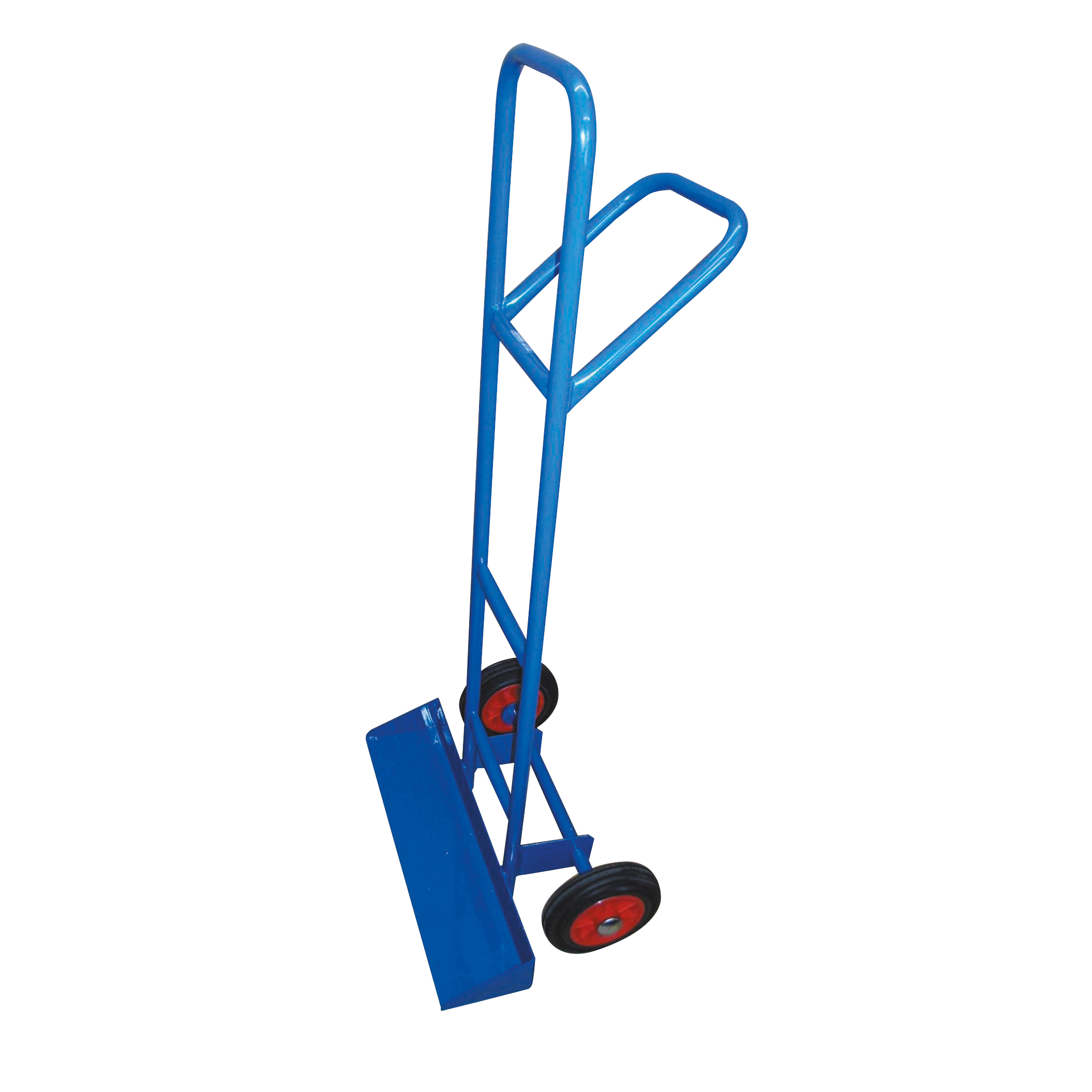 Image for 5 Star Facilities Carrying Trolley for Stacking Chairs with Steel Frame 2 Rubber Wheels Ref 47800