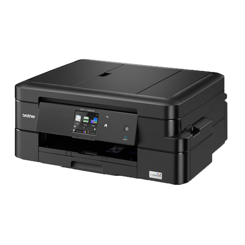 Brother DCP-J785DW Multifunction Inkjet Printer Colour Wireless Duplex A4