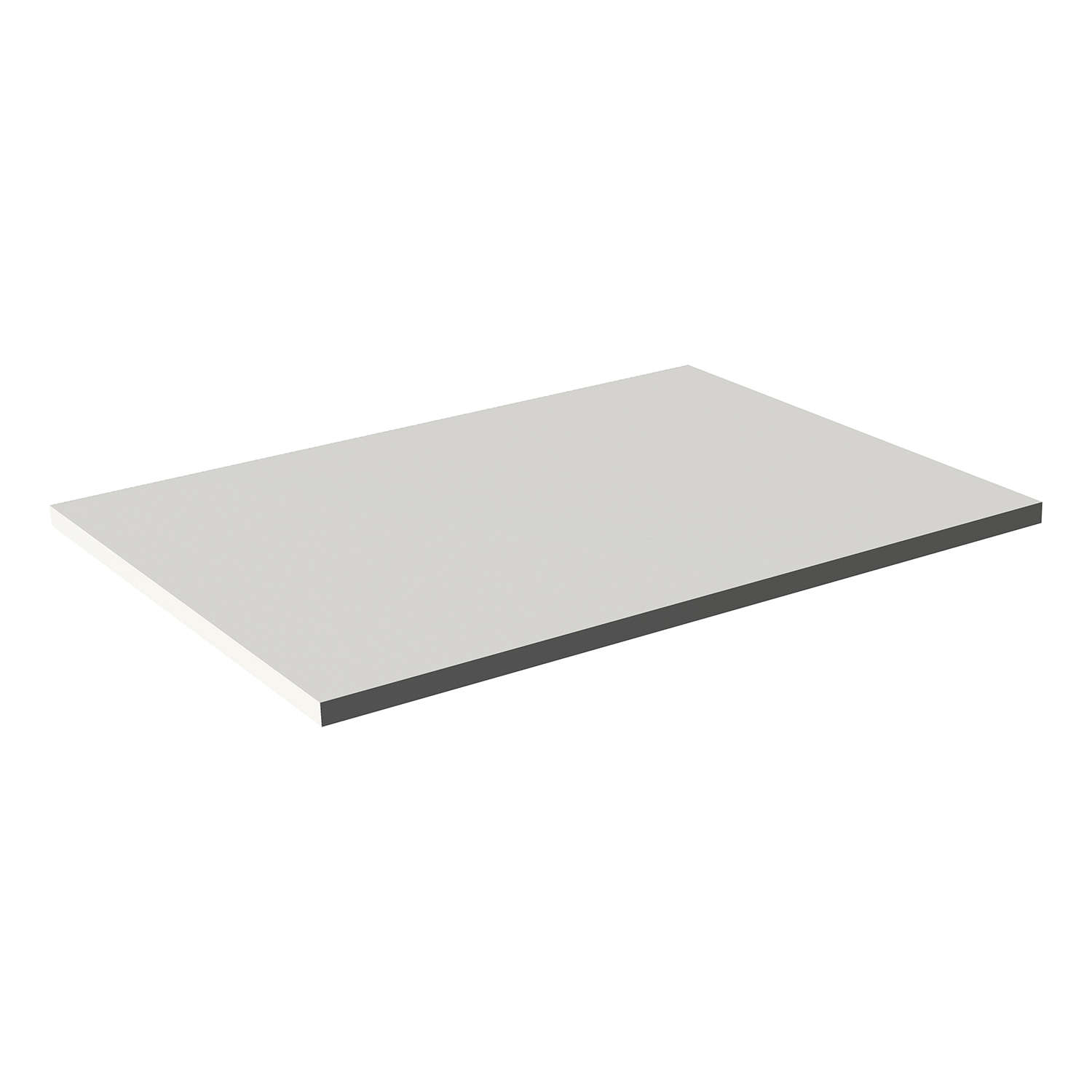 Sonix Standard Shelf Internal 800mm Polar White