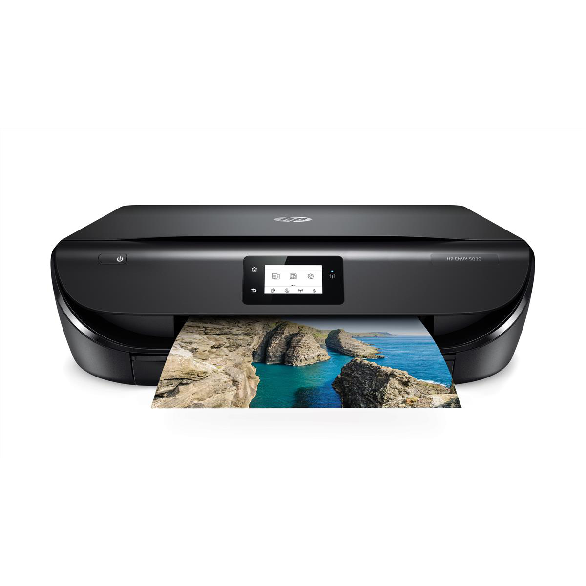 Multi function printers HP Envy 5030 Multifunction Inkjet Printer Colour Wireless A4 Ref M2U92B#BHC