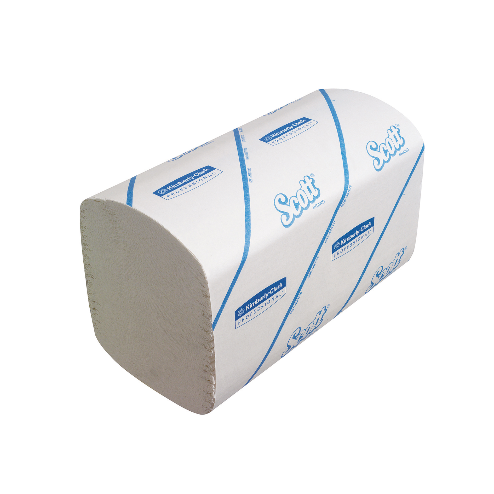 Scott Performance Hand Towels 1 Ply 210x215mm 274 Towels per Sleeve Ref 6689 Pack 15 Sleeves