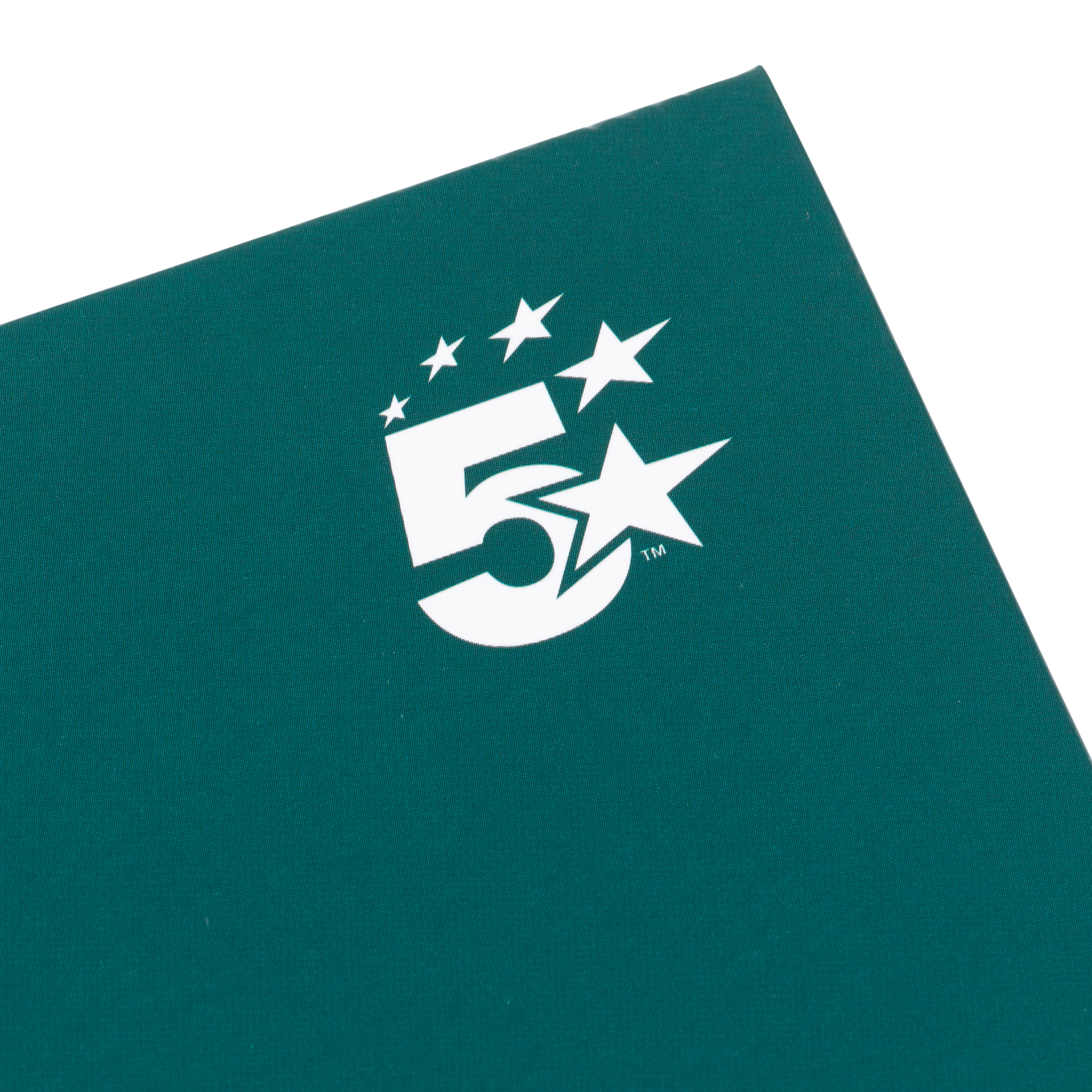 5 Star Office Twinbound Hardback A4 140Pg Teal Ref  [Pack 5]