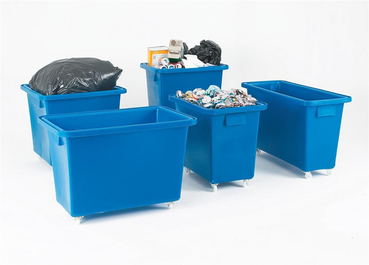 Image for Skip Bottle W625xD570xH570mm Royal Blue