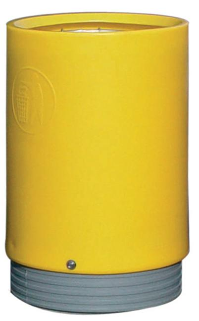 Image for Open Top Bin Yellow
