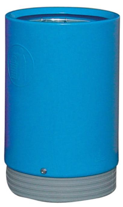 Image for Open Top Bin Light Blue
