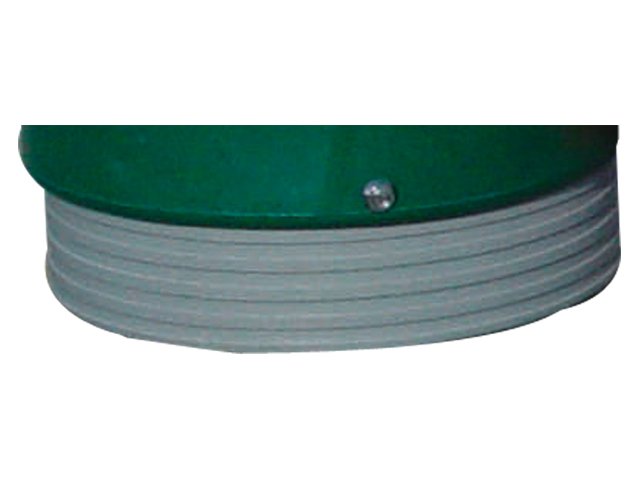 Image for Ground Plate Fixing For Outdoor Bins