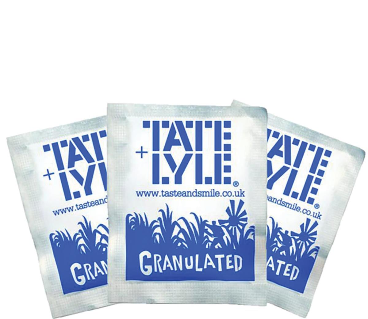 Tate & Lyle White Sugar Sachets [Pack 1000]