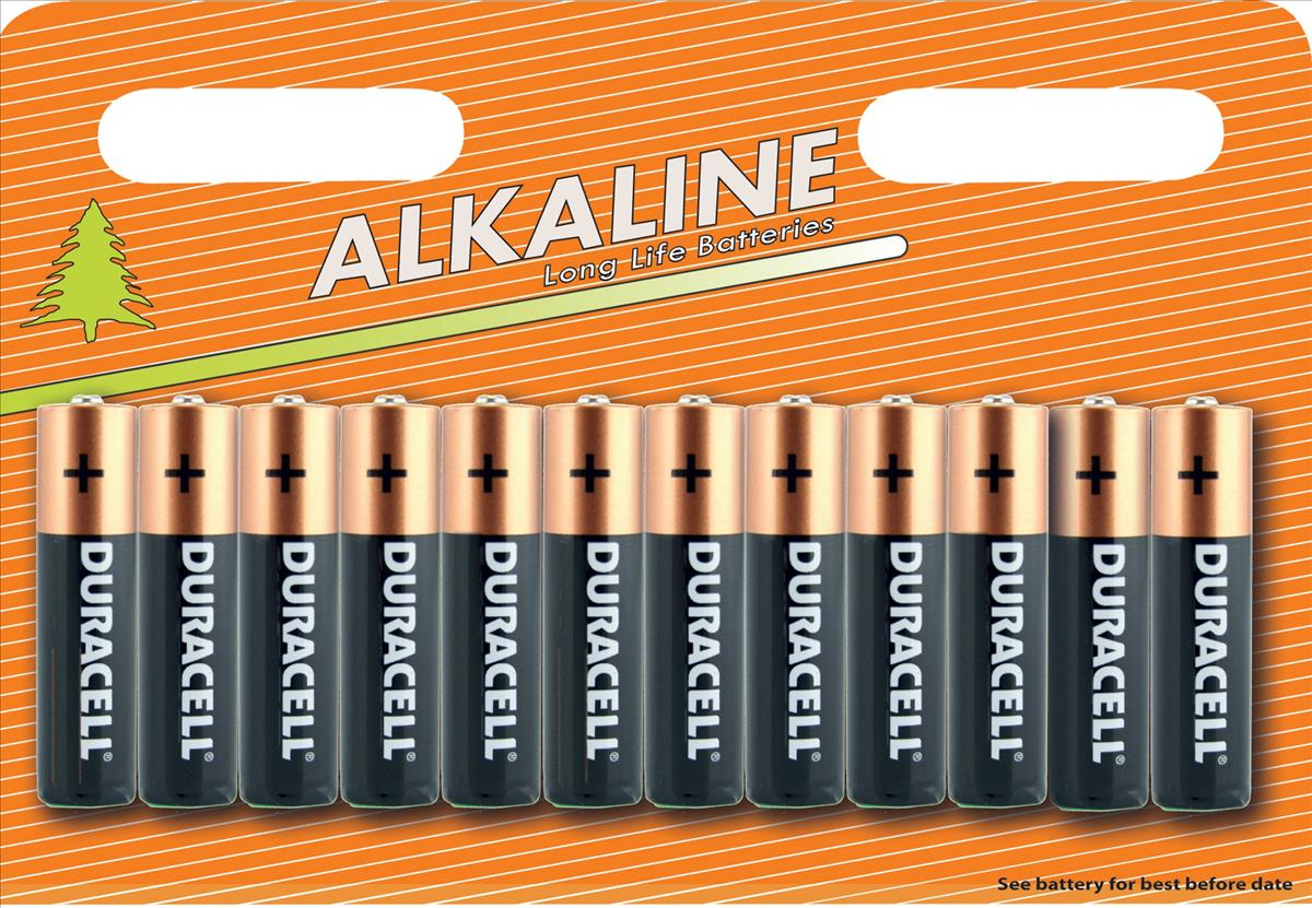 Image for Duracell Plus Power Battery Alkaline AA Ref AADURB12C [Pack 12]