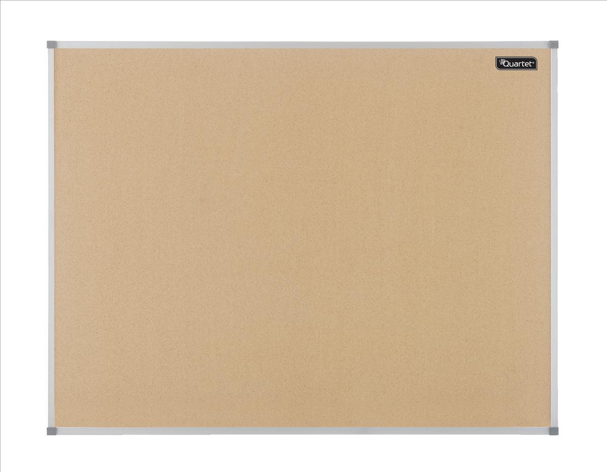 Quartet Cork Board Aluminium Frame 1200x900mm Ref 1904064