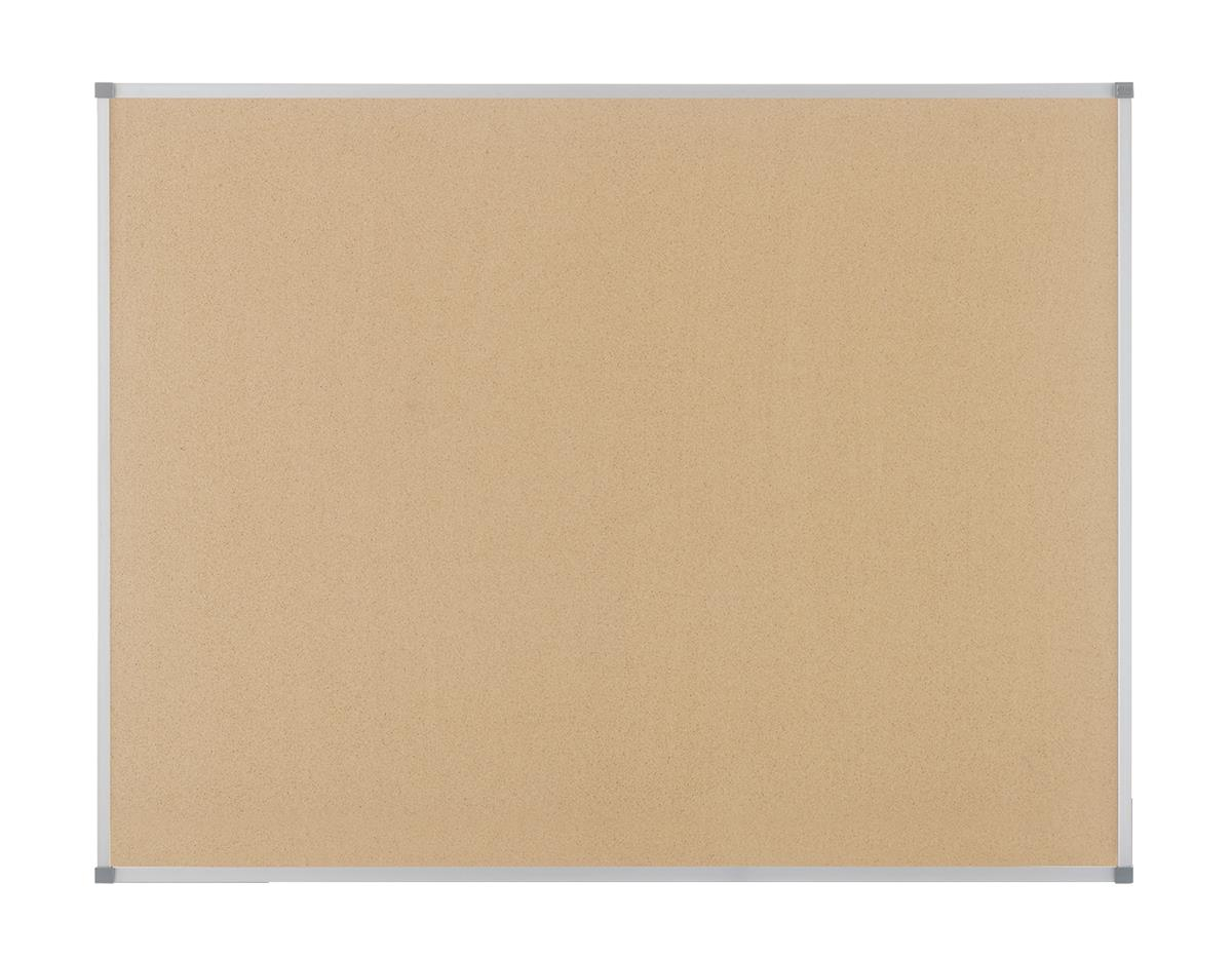 Quartet Cork Board Aluminium Frame 900x600mm Ref 1904063