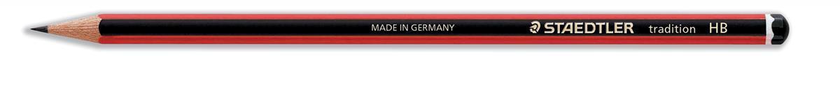 Image for Staedtler 110 Tradition Pencil Cedar Wood HB Ref 110-HB [Pack 12].