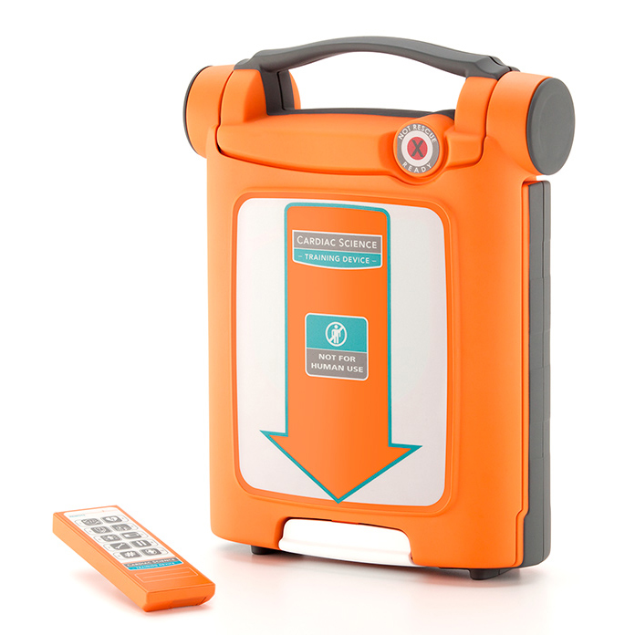 Equipment Cardiac Science G5 Defibrillator Training Unit With CPR Ref CM1208 *Up to 3 Day Leadtime*